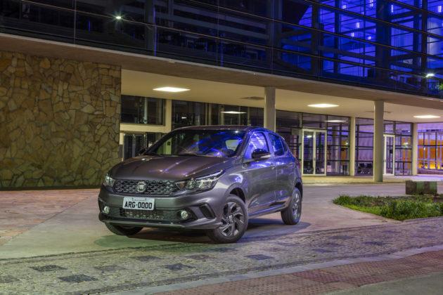 Fiat Argo Drive S-Design