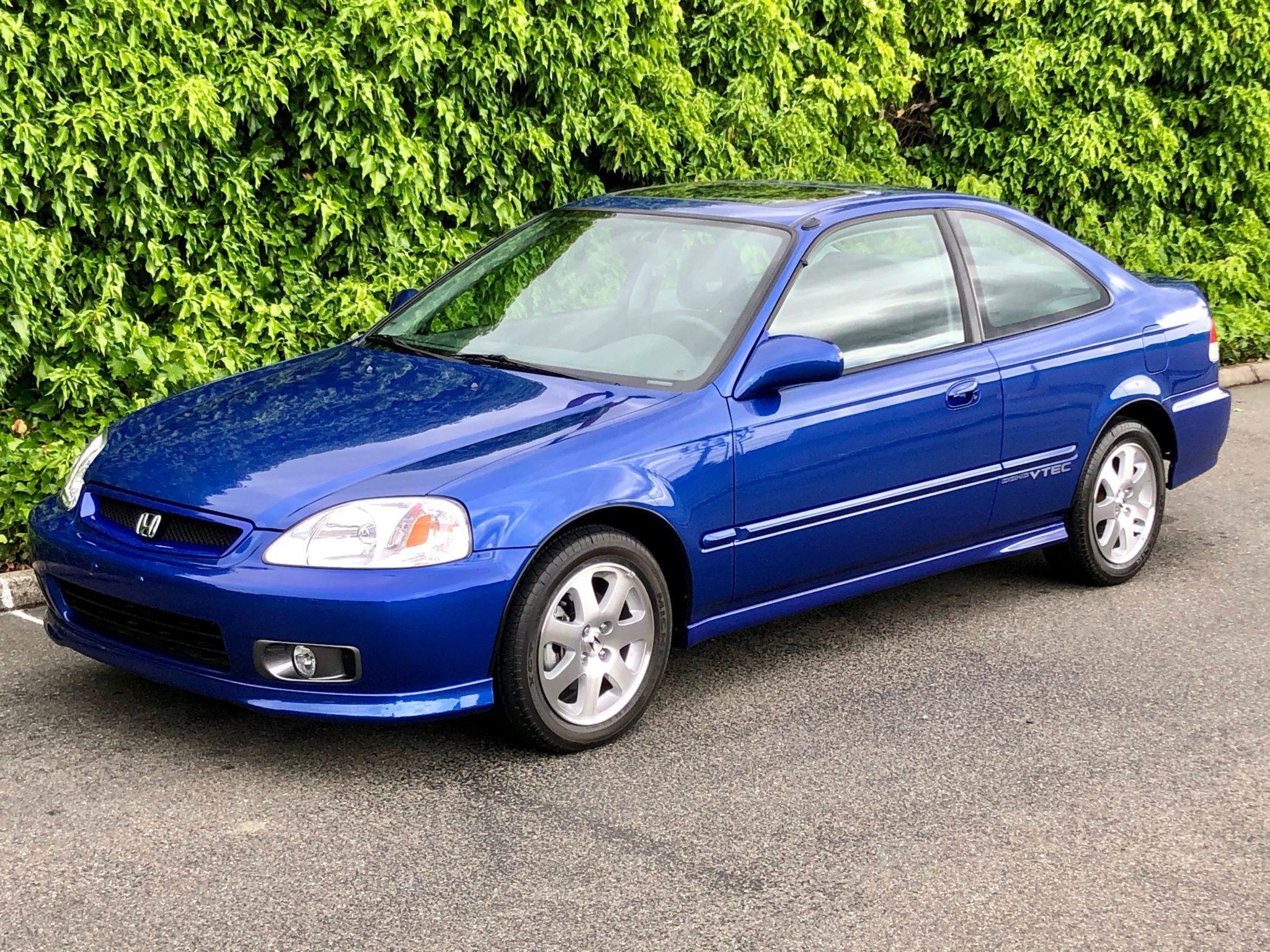 Honda Civic Si 2000 (1)