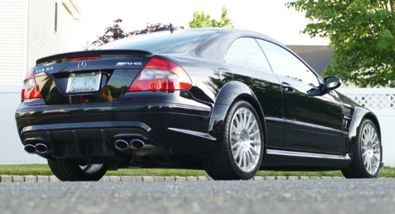 Mercedes-Benz CLK 63 AMG Black Series1 (5)