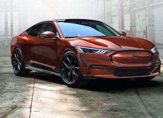 Mustang Mach-E Sedan