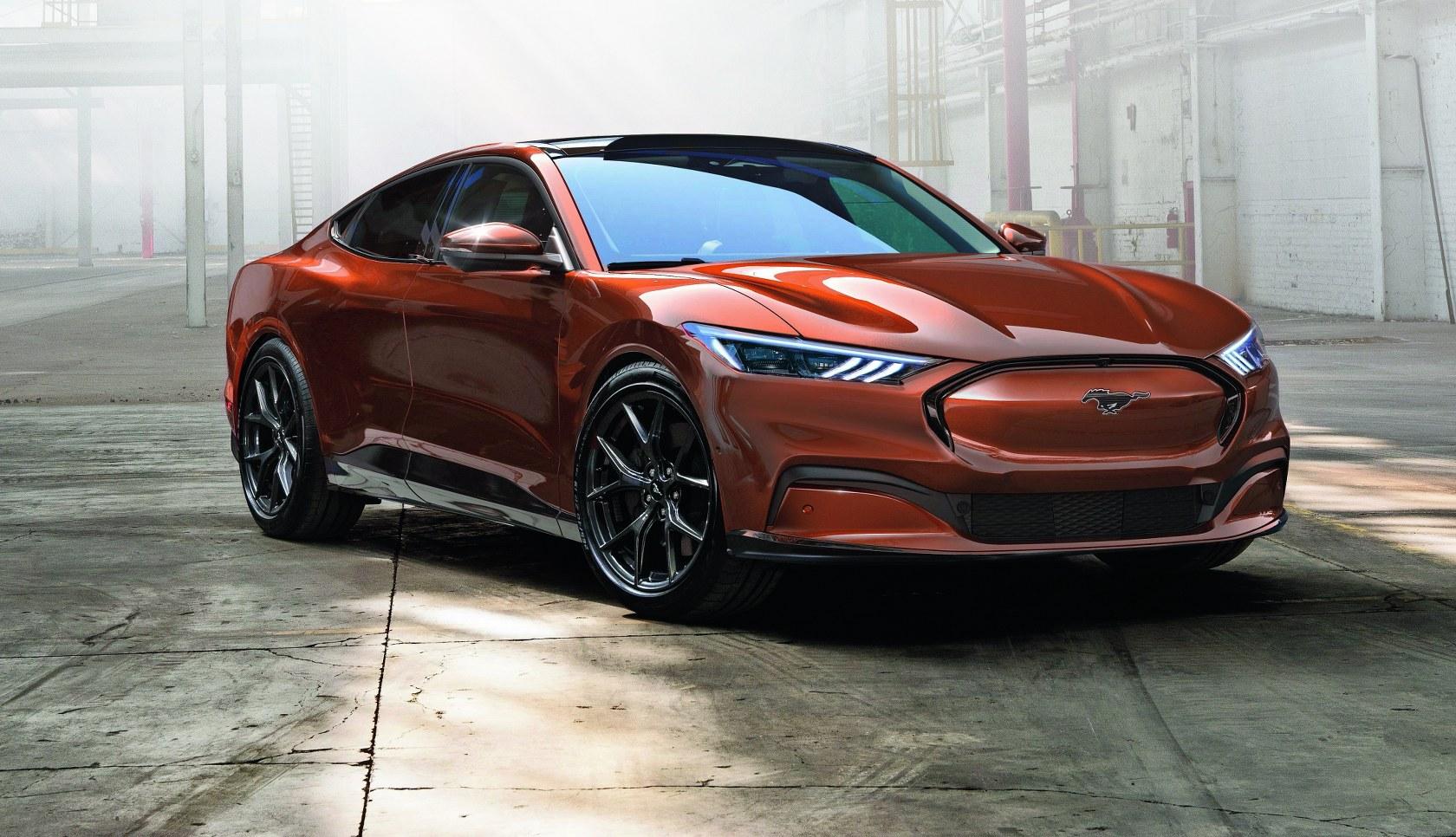 Mustang Sedan