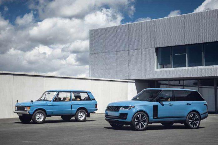 O Range Rover completa 50 anos de vida