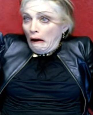 Madonna: humilhada por um BMW e seu ex-marido; era (apenas) marketing