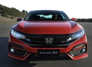 Novo Honda Civic Si chega com preço a partir de R$ 180 mil