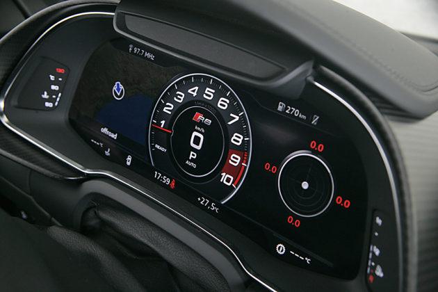 Audi R8 2021