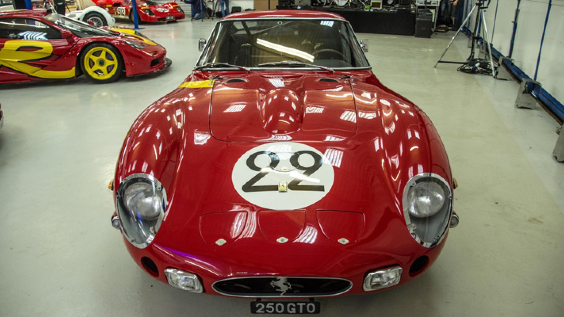 Ferrari 250 GTO: hoje vale mais de R$ 260 milhões