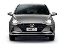 Hyundai HB20 2021