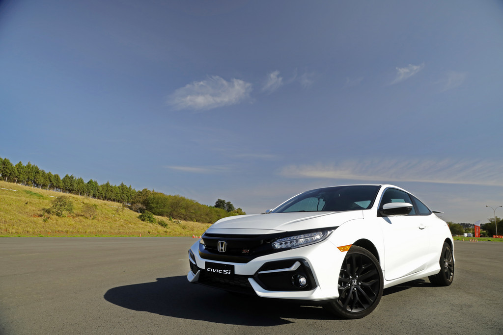Honda Civic Si 2020 (43)