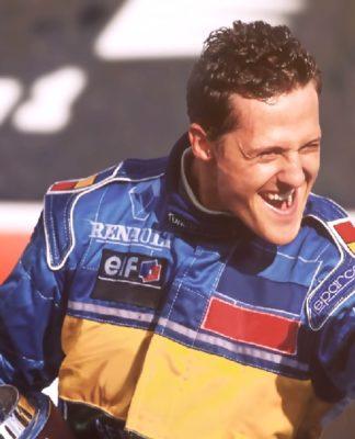 Edição especial do game oficial da F1 traz carros, capaceter e até comemorações de Michael Schumacher