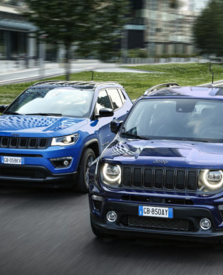 Jeep Compass e Renegade 4xe