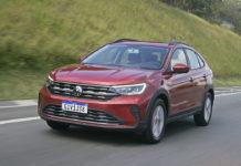 Nivus superou o Renegade e foi eleito o SUV compacto com menor custo no mecânico