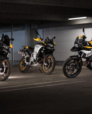 A edição comemorativa da moto mais tradicional da BMW: a família GS