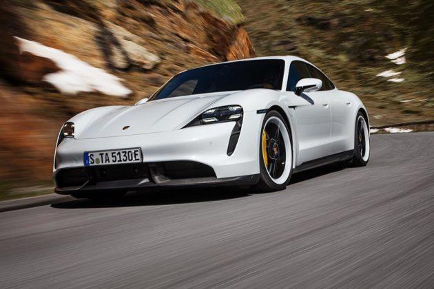 Porsche inicia pré-venda do Taycan totalmente elétrico