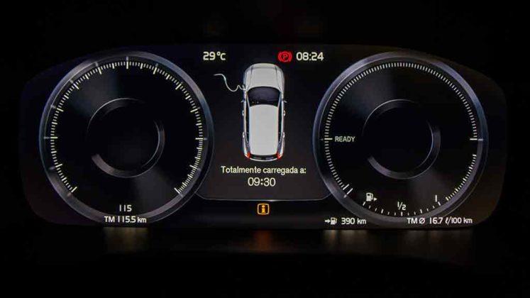 Volvo XC40 híbrido