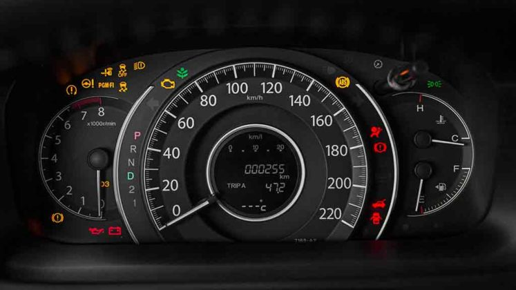 Honda CR-V usado