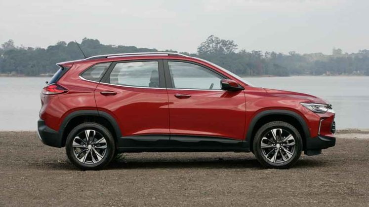 Tracker T-Cross