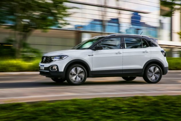 VW T-Cross 2021
