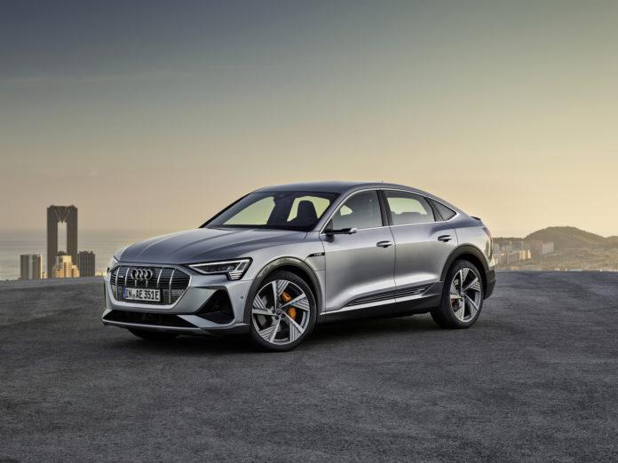 Audi e-tron Sportback é o segundo 100% elétrico da marca e chega com preço a partir de R$ 511.900