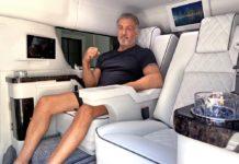 Stallone quer R$ 2 milhões em seu Cadillac Escalade novinho