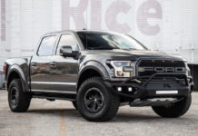 Ford F-150 Raptor 2017 Hennessey