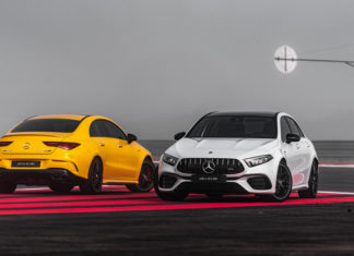 Mercedes-AMG A 45 S e CLA 45 S (1)