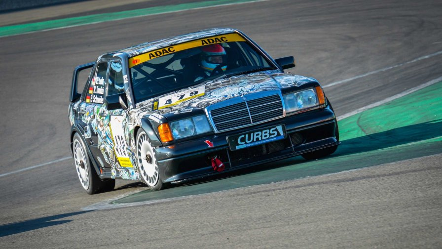 Raro Mercedes-Benz 190 E 2.5-16 EVO II já passa de R$ 1 milhão Mercedes-benz-190-e-2-5-16-evo-ii-1