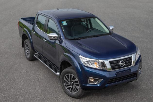 Nissan Frontier XE