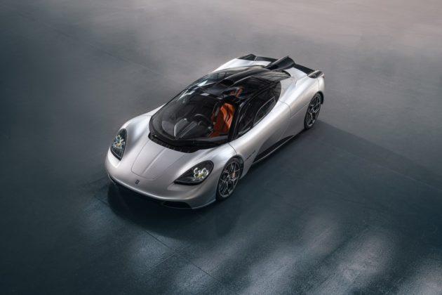 O T.50 é o supercarro de Gordon Murray, criador da McLaren de Ayrton Senna