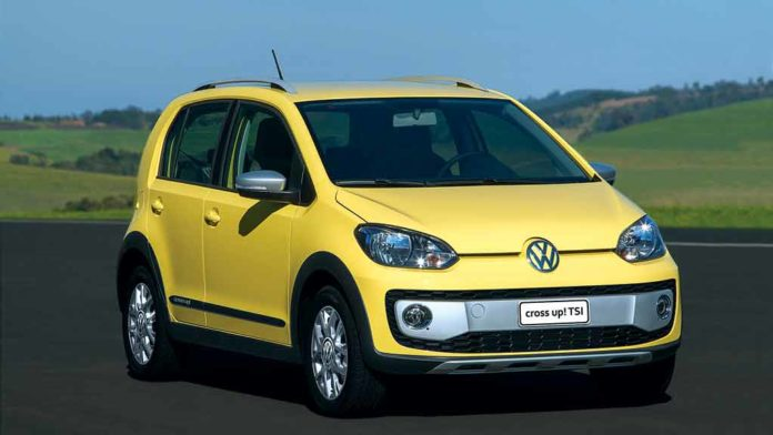 VW Up usado