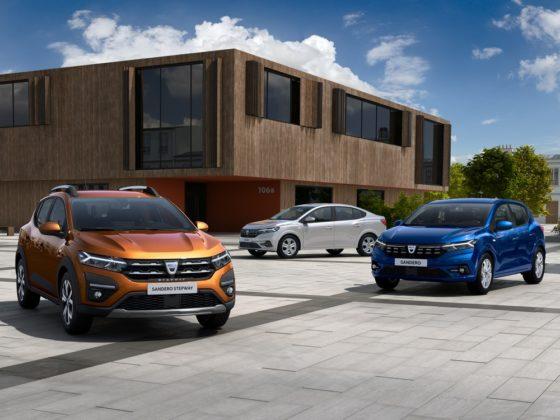 A Renault apresentou as primeiras imagens do novo Sandero e Logan que em breve chegam ao Brasil