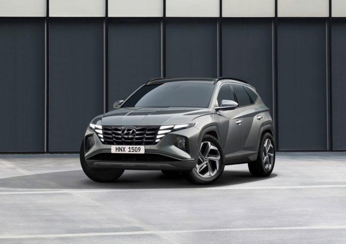 Montadora apresentou o visual revolucionário do novo Hyundai Tucson 2021