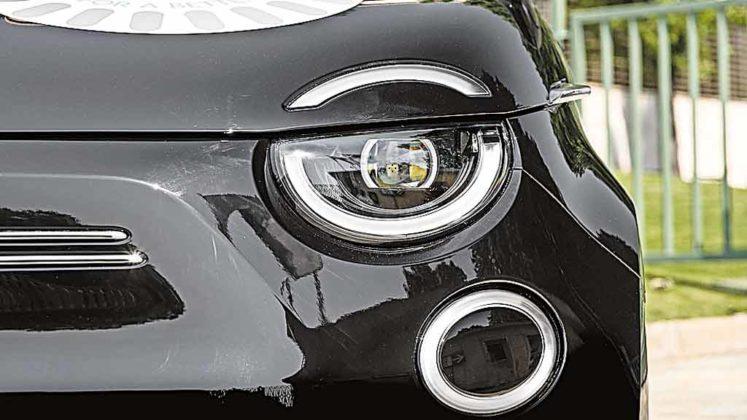 Fiat 500e elétrico