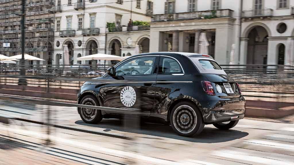 Exclusivo Avaliacao Ao Volante Do Fiat 500e Eletrico Ja Confirmado Para O Brasil Motor Show