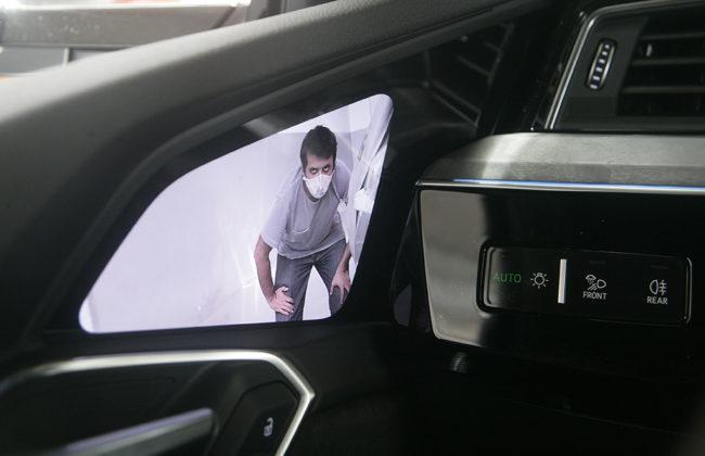 Audi e-tron Sportbac