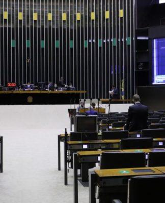 Votanção na Cãmara aprovou texto final com mudanças no novo Código de Trânsito