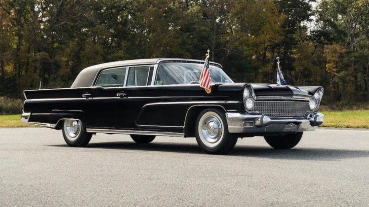 Lincoln Executive Continental Mark V 1960