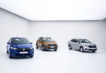 Novos Dacia Sandero, Stepway e Logan