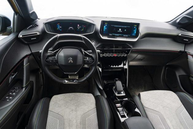 novo Peugeot 208