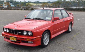 BMW M3 1991