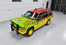 Ford Explorer 1993 Jurassic Park