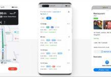 Petal Maps, serviço de mapasa da Huawei para rivalizar com Google