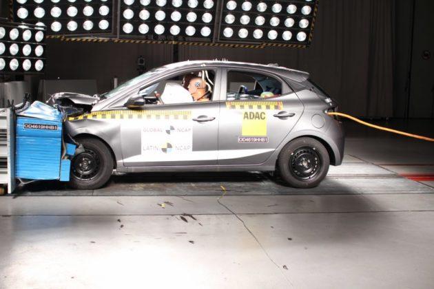 crash-test Hyundai HB20