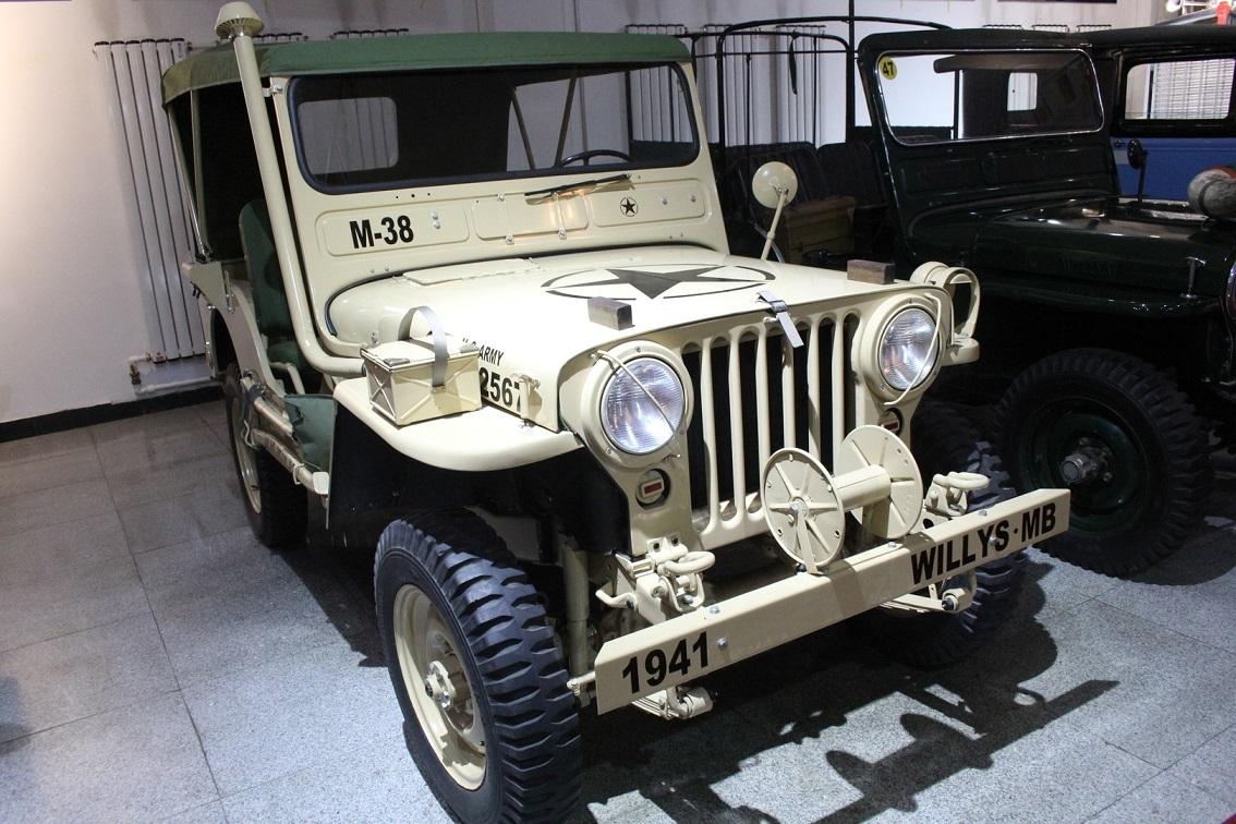 jiipe willys 1941