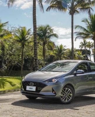 Hyundai HB20: ao lado do rival Onix registrou queda no preço do seguro