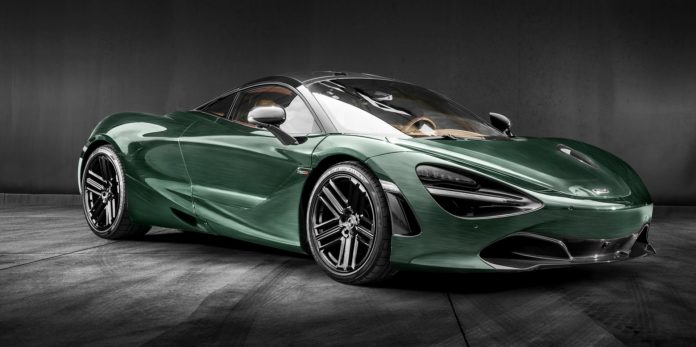 McLaren 720S Carlex Design
