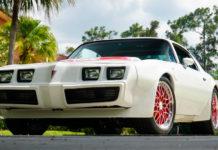 Pontiac Firebird Trans Am de mais 1.300 cv