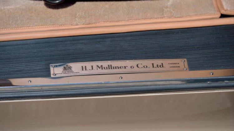 Rolls-Royce Silver Cloud I Mulliner Drophead Coupé 1959 (1)