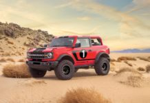 Hennessey Performance Engineering coloca 750 cv de potência no Ford Bronco