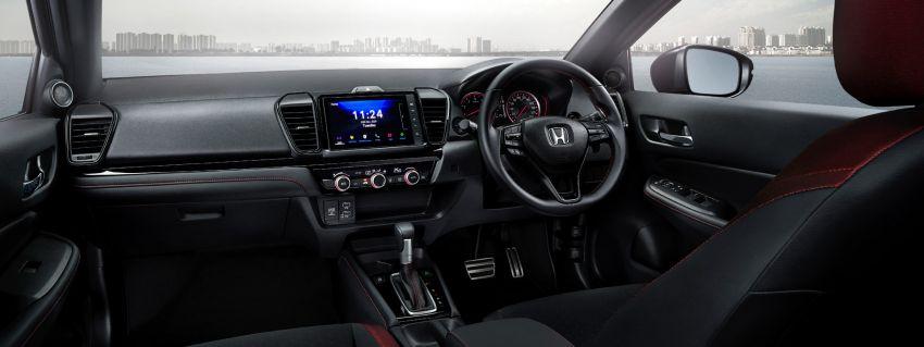 Honda City Hatch