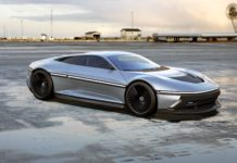 DeLorean DMC-12 2020